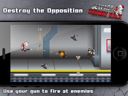 Jetpack Subway Race