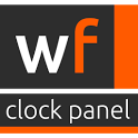 WooDFox Clock Panel icon