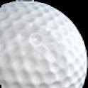 swing golf, campos y asistente logo