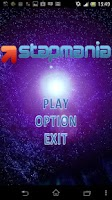 Screenshot of StapMania