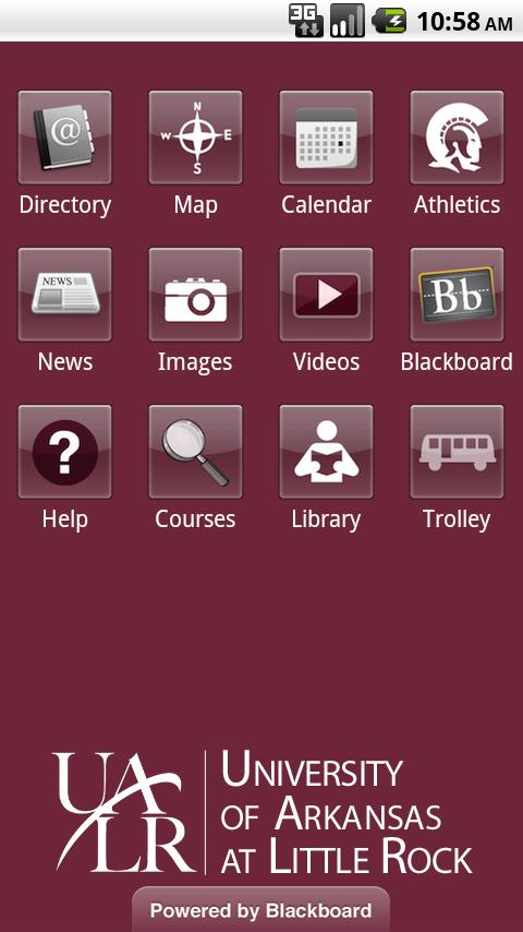 UALR Mobile- screenshot