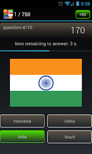 World Flags Quiz Show- screenshot thumbnail