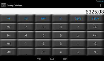 Screenshot of Flooring Calculator Free