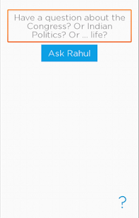 Ask Rahul- screenshot thumbnail