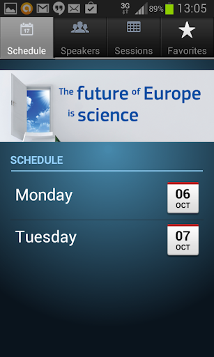 The Future of Europe Science