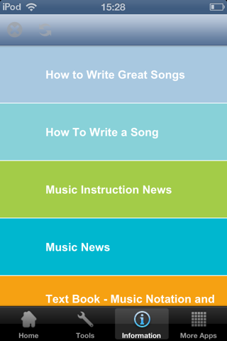 write song lyrics online free