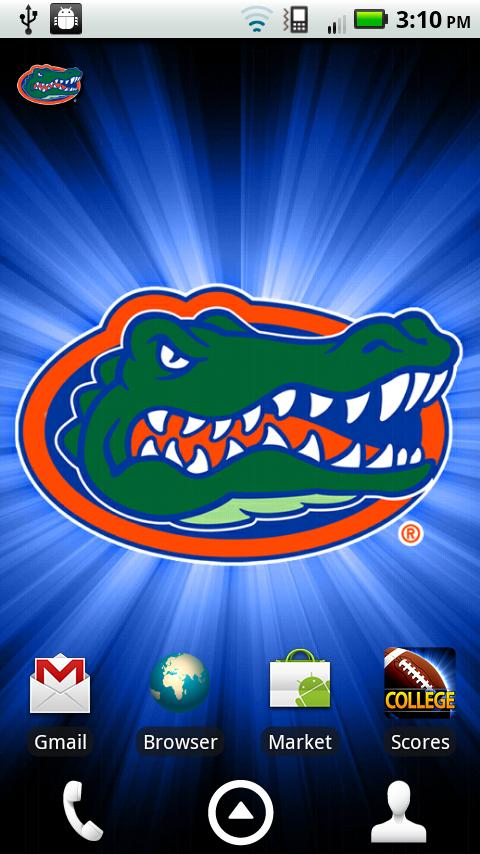 Florida Revolving Wallpaper - screenshot
