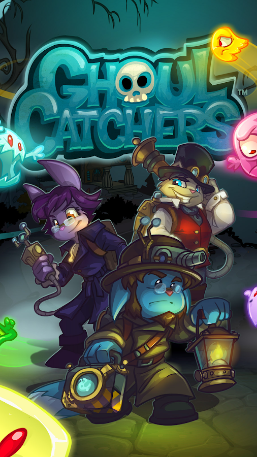 Ghoul Catchers- screenshot