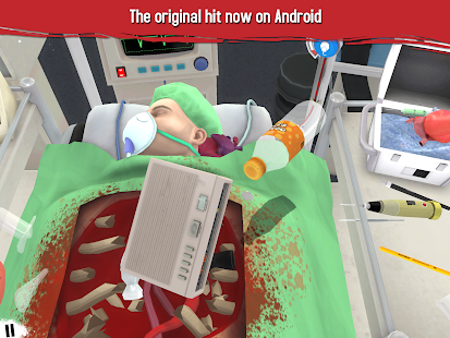 Surgeon Simulator- screenshot thumbnail