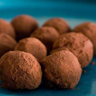 Chocolate Truffles.