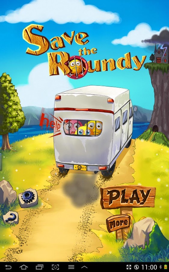 Save the Roundy - Six escape!- screenshot