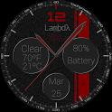 Lambdλ™ Calibre 46 Watch Face icon