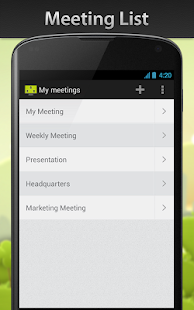 ISL Groop - Online Meetings- screenshot thumbnail