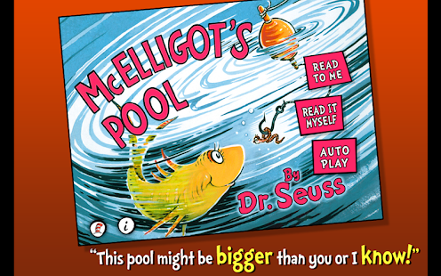 McElligot's Pool - Dr. Seuss- screenshot thumbnail