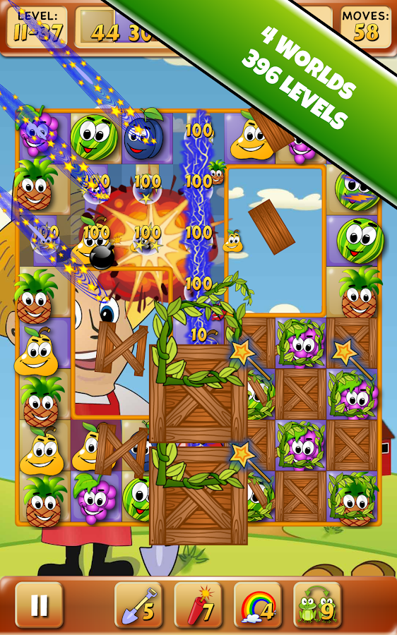 Fruit Dash- screenshot
