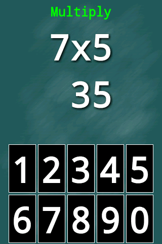 Multiply - screenshot