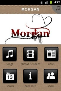 MORGAN- screenshot thumbnail