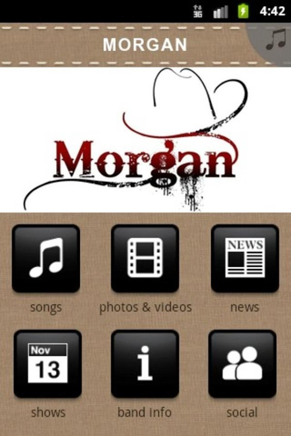 MORGAN - screenshot