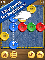 Screenshot of Buttons and Scissors