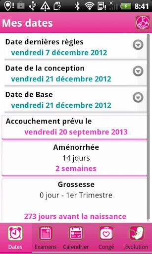 【免費醫療App】iGrossesse New Baby-APP點子