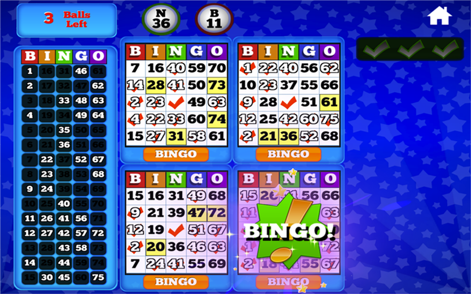 Bingo Heaven HD - screenshot