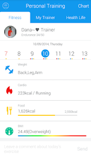 Fitrainer,Diet,Health,Fitness- screenshot thumbnail