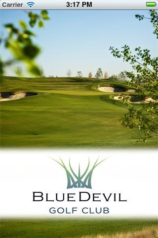 Blue Devil Golf Club- screenshot