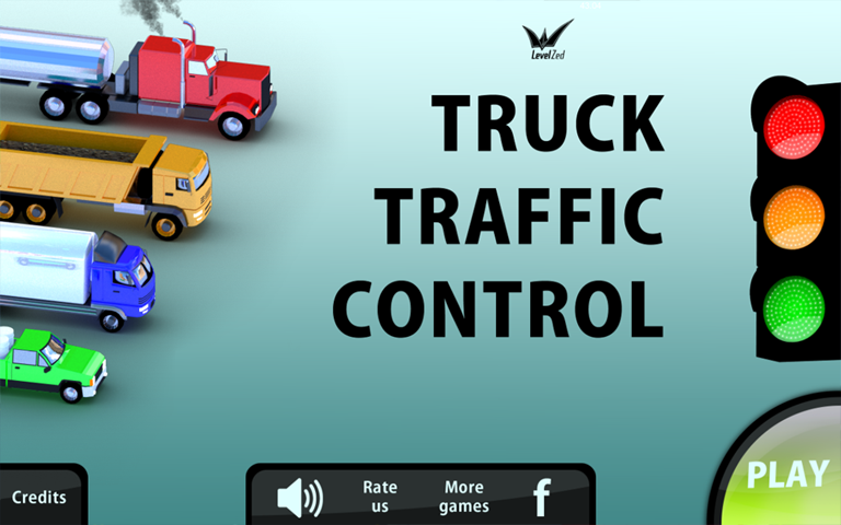 Truck Traffic Control- screenshot