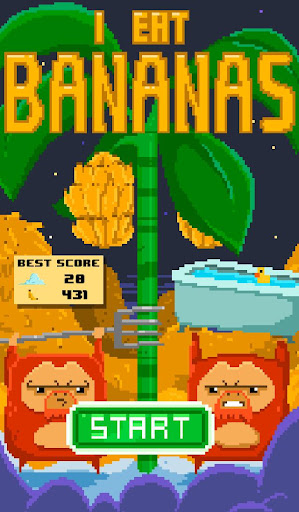 I Eat Bananas