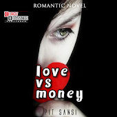 Novel Cinta Love vs Money