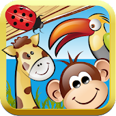 Animal Zoo - Free Toddler Apps