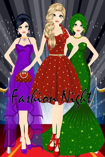 时尚之夜装扮
