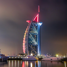 Burj al Arab Dubai by Yadi Kustiadi - Buildings & Architecture Office Buildings & Hotels ( 7 stars hotel, dubai, burj al arab, abu dhabi, hotel )
