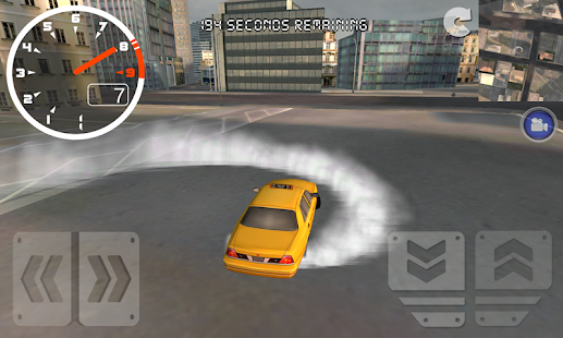 NY Taxi City Driving Simulator