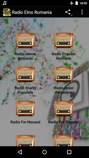 Radio Muzica Etno Romania
