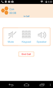 GMS Dialer- screenshot thumbnail