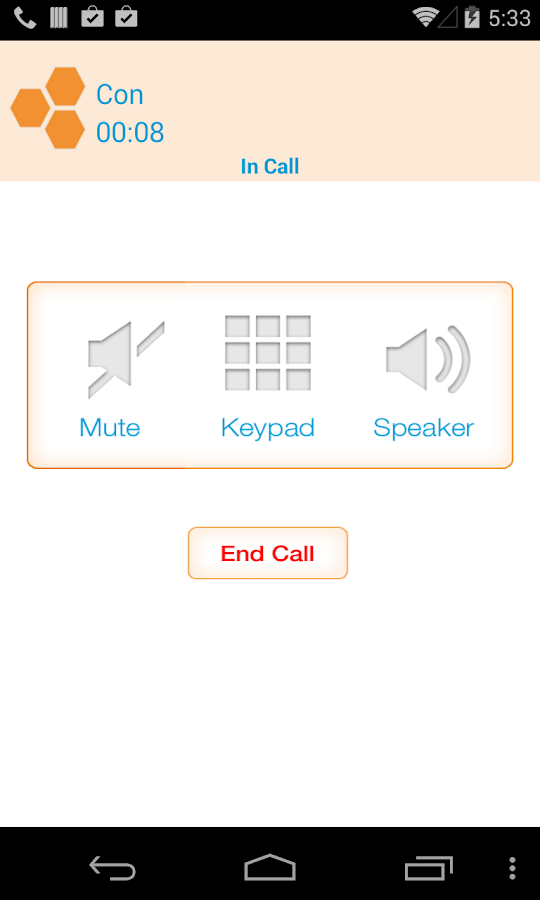 GMS Dialer- screenshot