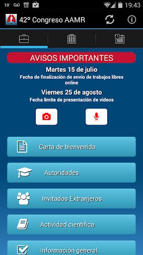 42º Congreso AAMR