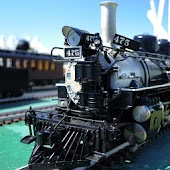 Model Trains Live Wallpaper