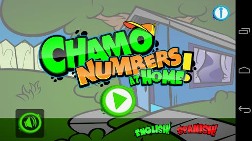 Numbers at Home Lite - 4 Kids