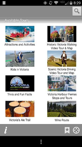 Tour Victoria