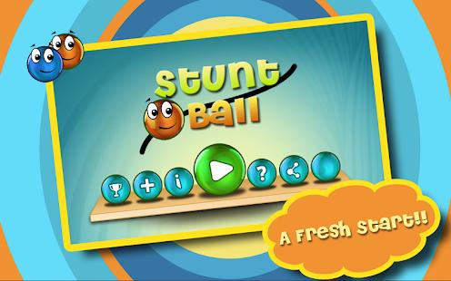 Stunt Ball : Physics Game