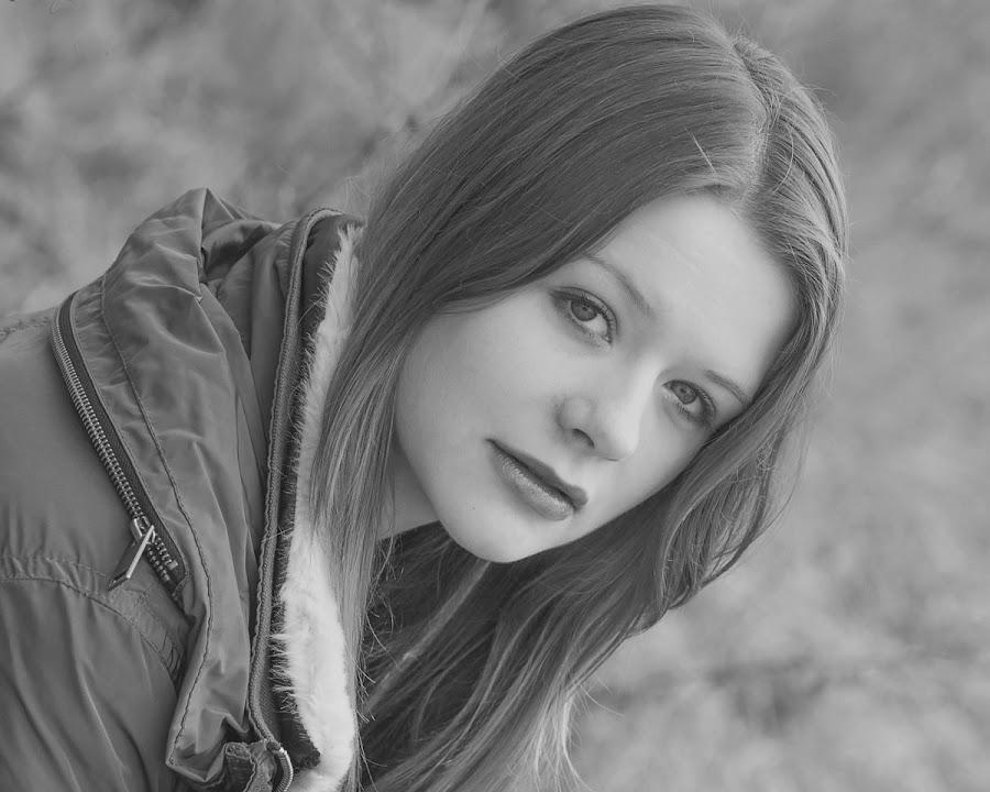by Edyta Porczyńska-Walczak - People Portraits of Women (  )