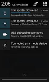 Transporter Screenshot 6