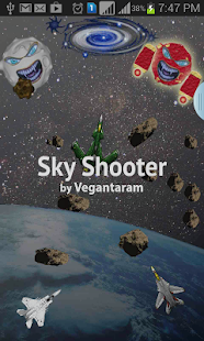 Sky Shooter- screenshot thumbnail