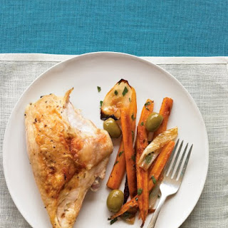Provencal Chicken with Vegetables