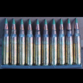 Military Ammo Residue Calc