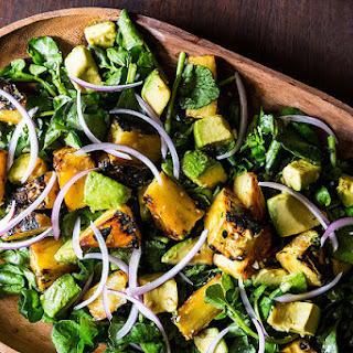 Maricel E. Presilla's Cuban Avocado, Watercress, and Pineapple Salad.