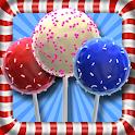 Cake Pop Juego decocina gratis icon