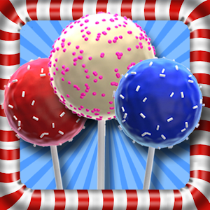 Cake Pop Free Cooking Game App for PC and MAC